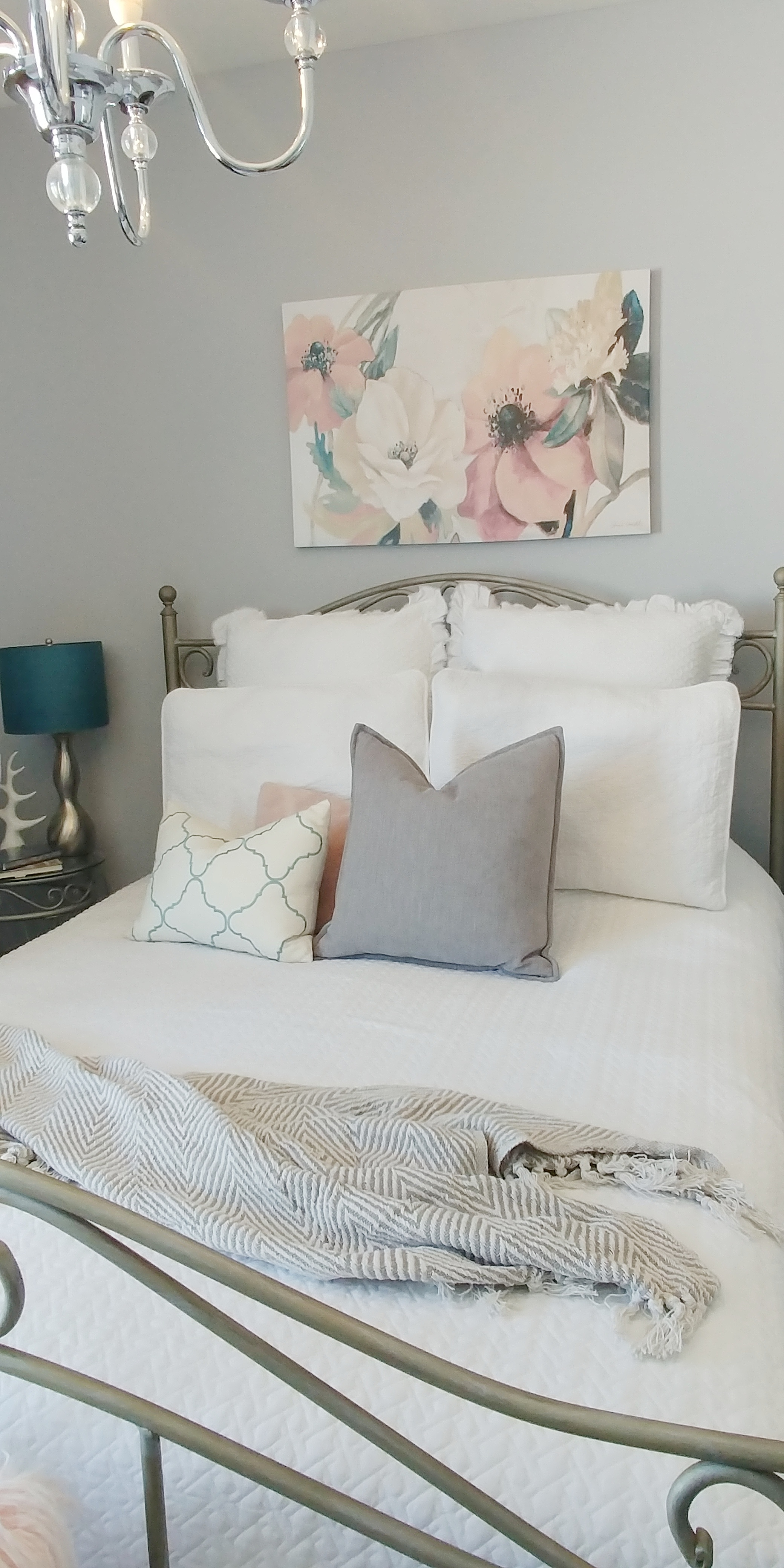 MASTER BEDROOM LINEN REFRESH